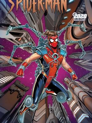 spider-man #4 2020