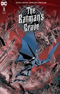 the batman's grave #1