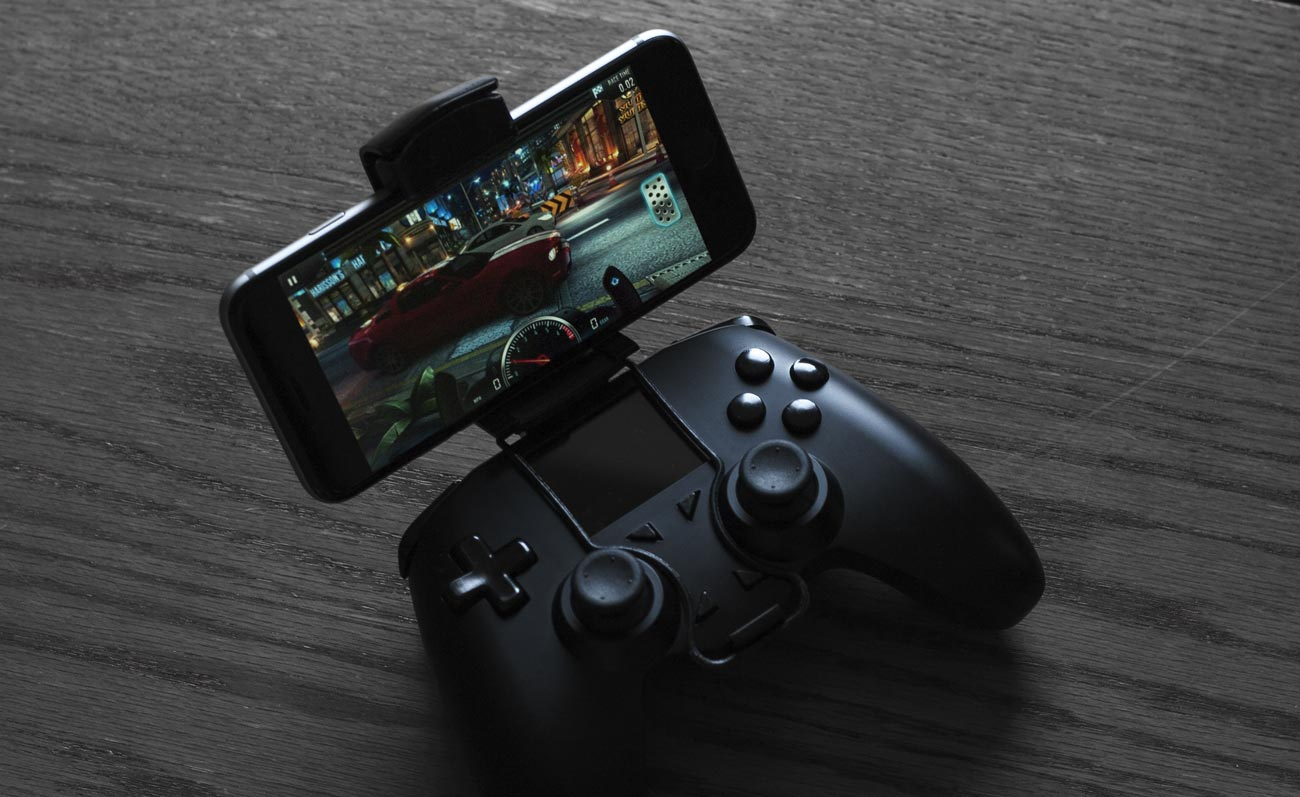 Home ALL Controller The Worlds First Universal Gamepad