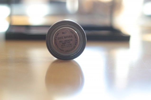 MAC Pro Longwear Paint Pot in Quite Natural