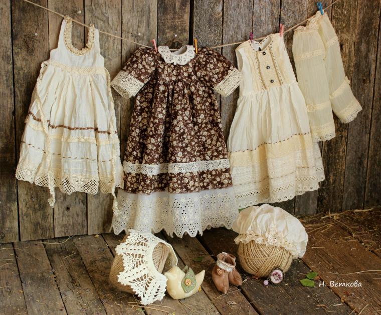 МК: Состариваем одежду