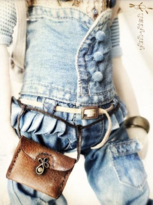 Стильная одежда для кукол