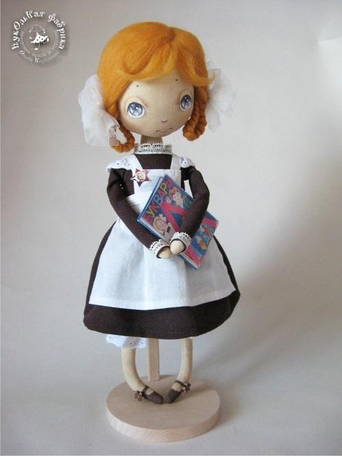 Куклы Ольги Нероденко