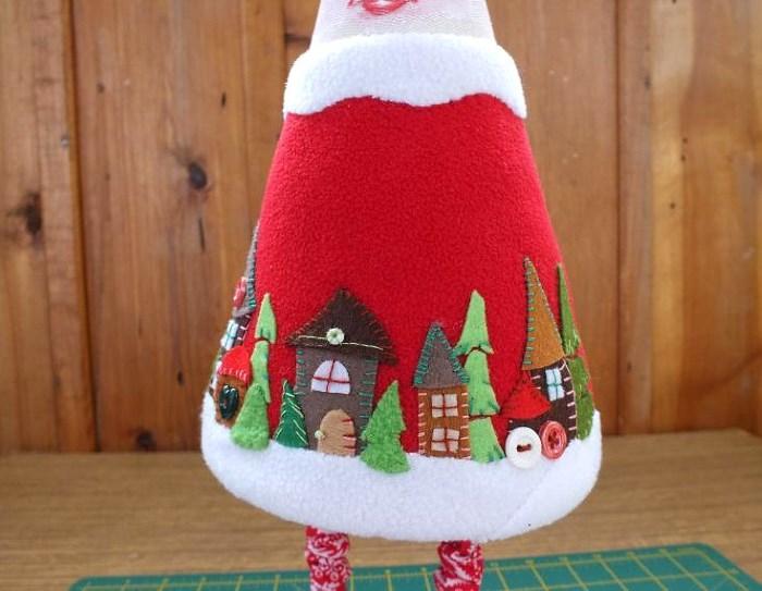 Дед Мороз своими руками