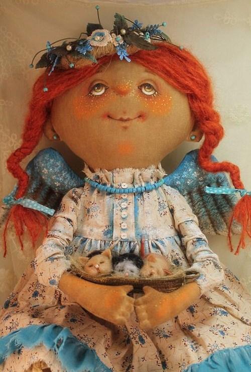 Кукла: Рождение чуда Автор: Татьяна Козырева