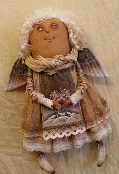 Кукла: Поселки Автор: Татьяна Козырева