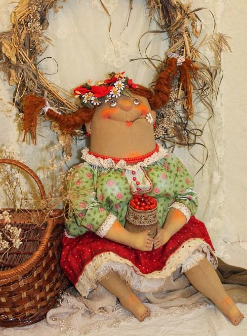 Кукла: Лето фсе-таки будит!!! Автор: Татьяна Козырева