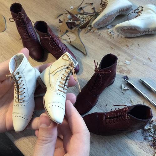 Обувь Ирины Куземиной
