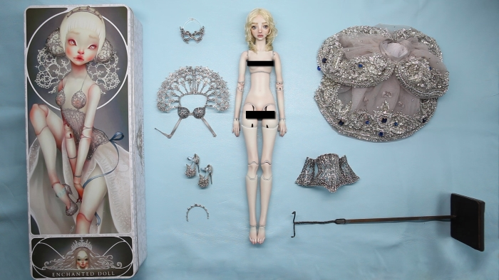 Enchanted Doll: Cinderella2