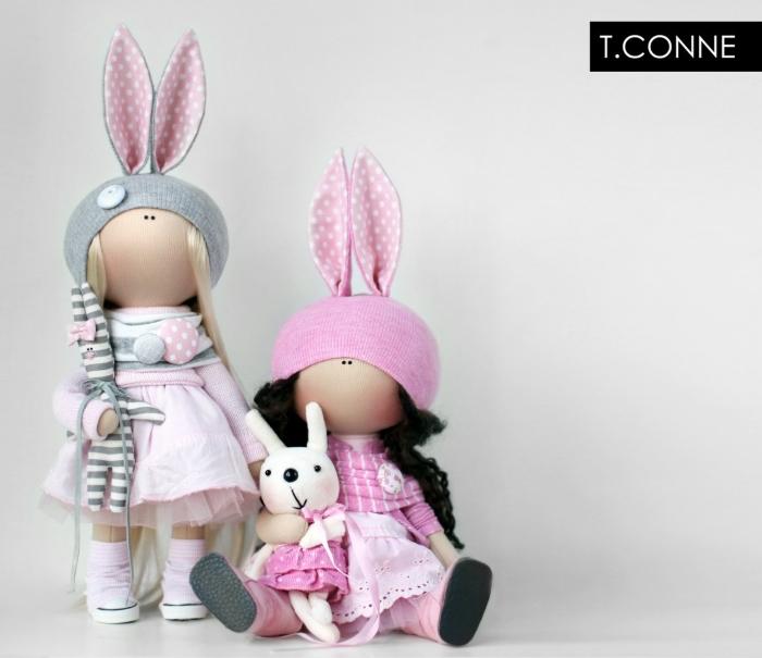 Куклы Т.Коннэ