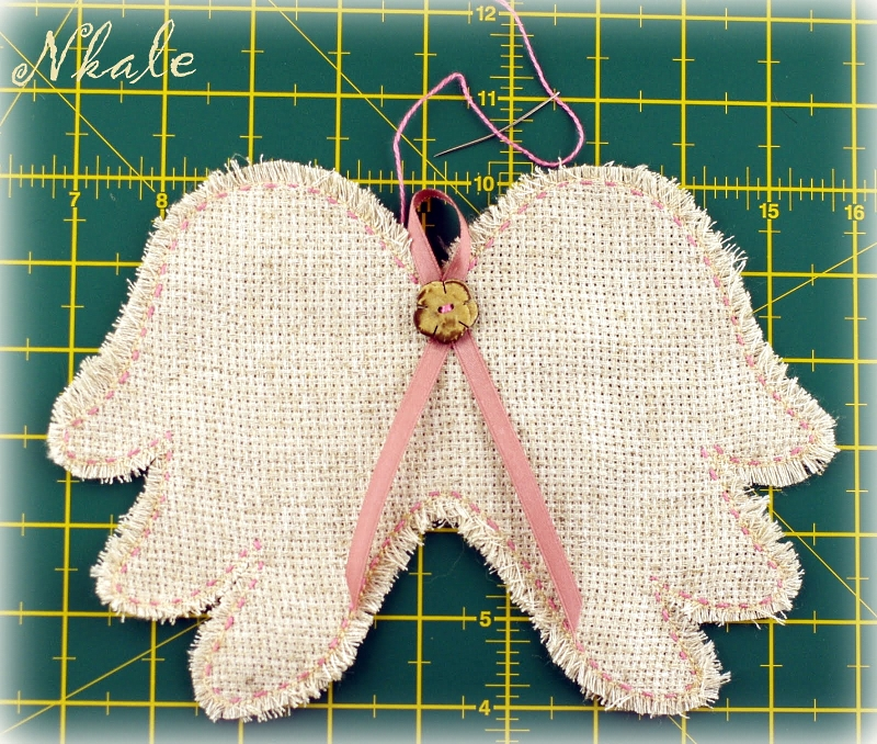 крылья для ангела
