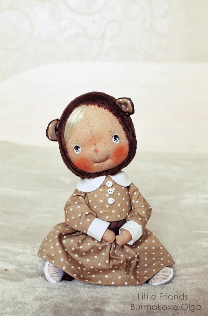 Куклы Ольги Бурмаковой