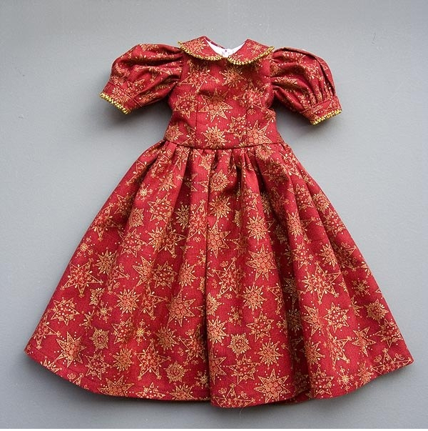 платье для BJD куклы