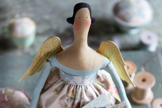 Как сшить куклу Тильда