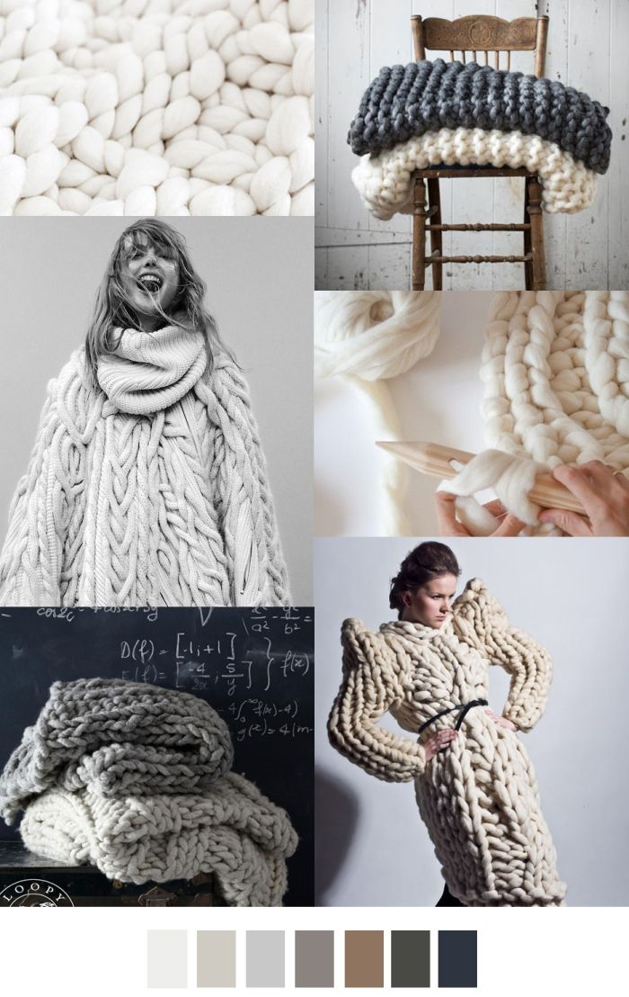 BIG PURL by Pattern Curator