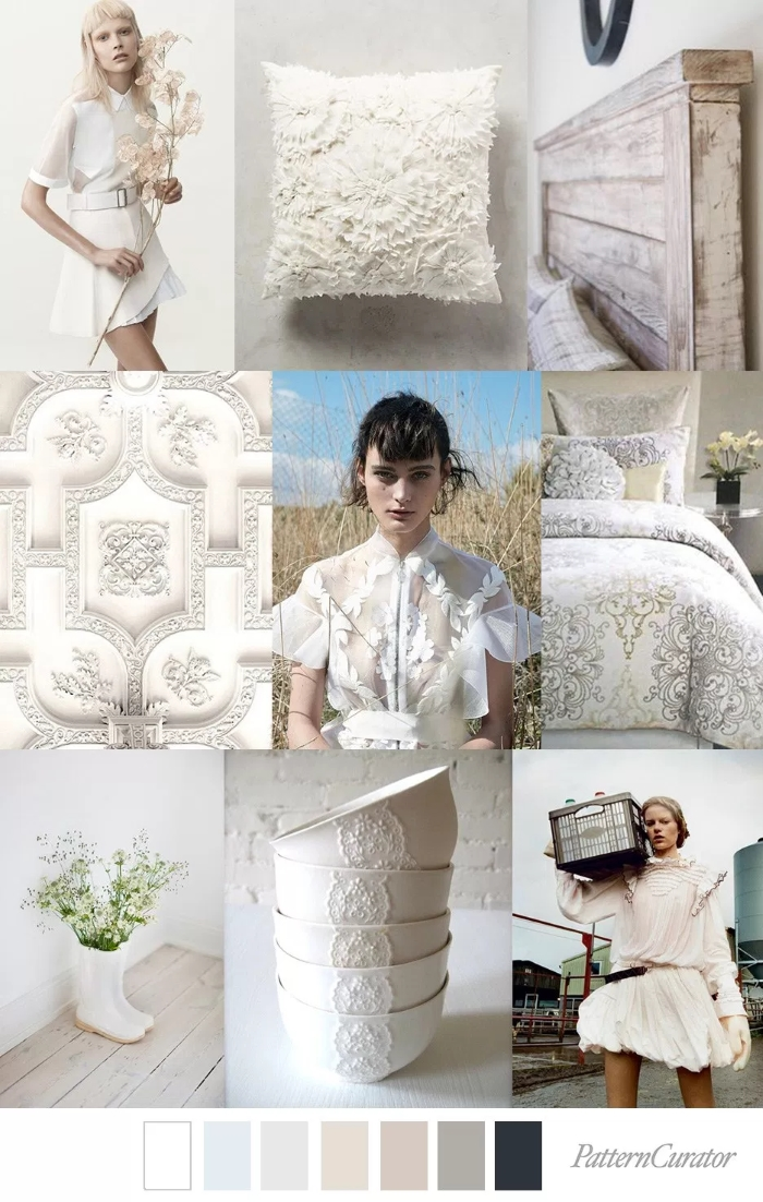 MILK MAID by Pattern Curator