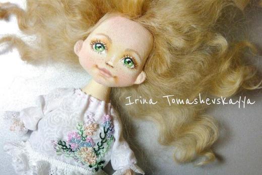 Куклы Ирины Томашевской