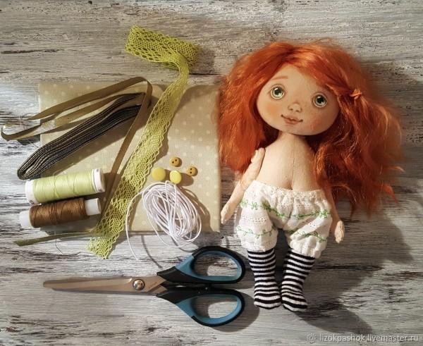 стоячая кукла мастер класс