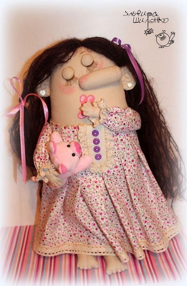 веселые куклы