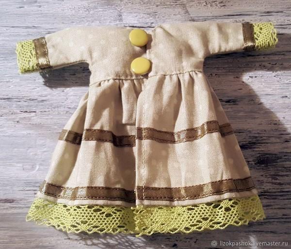 как пошить платье для куклы