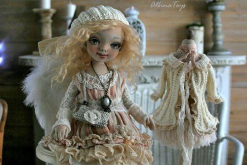 Куклы мастера ALBINAToys