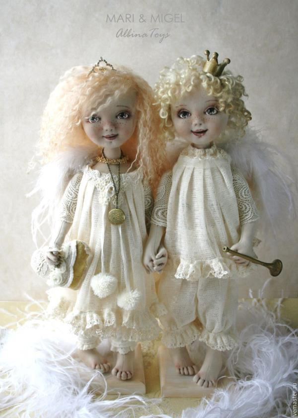 Ангелы ALBINAToys
