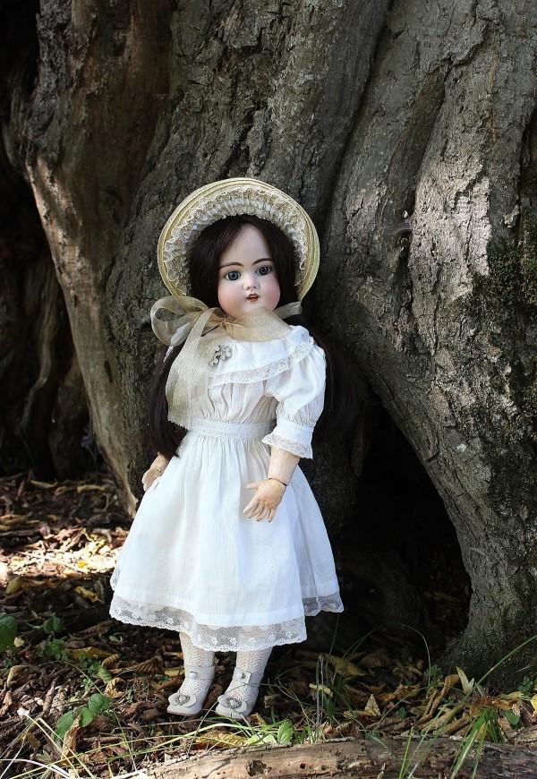 антикварные куклы Ольги Ким