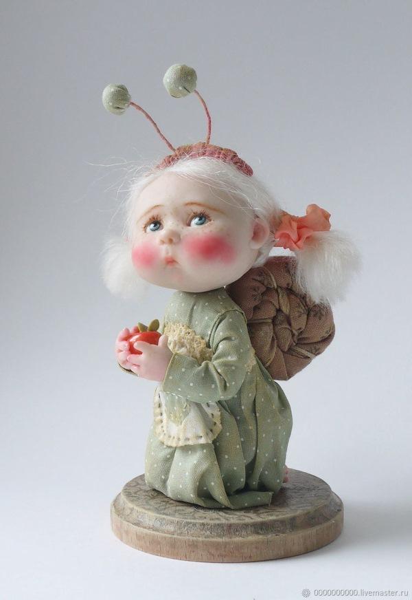 кукла-улитка