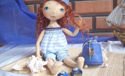 Куклы Ольги Ким