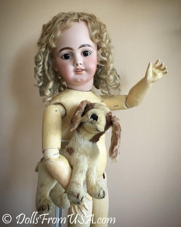раритетная кукла