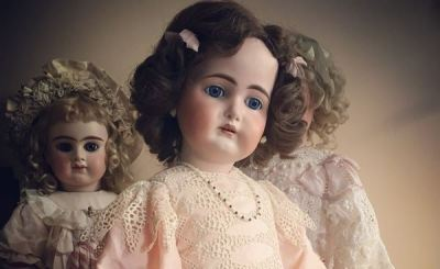 Куклы Алены Шабалы