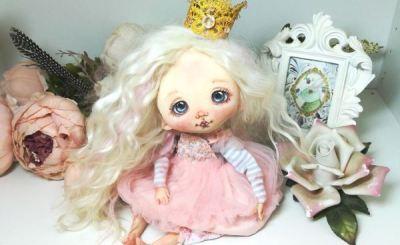 Куклы Ирины Козинской