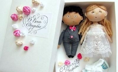 МК Свадебные куклы