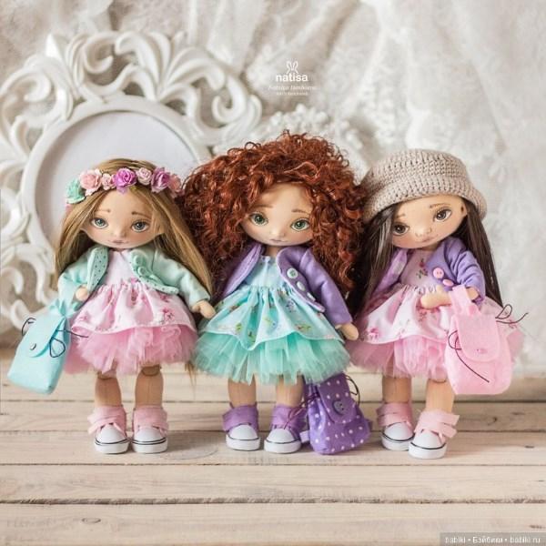 куклы Наташи Исенбаевой