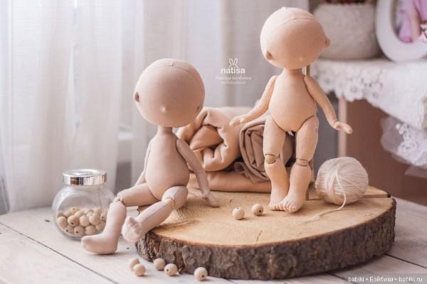 шарнирные текстильные куклы на бусинах