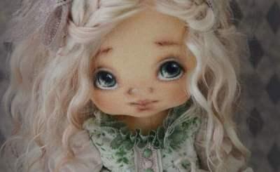Куклы Елены Симоновой