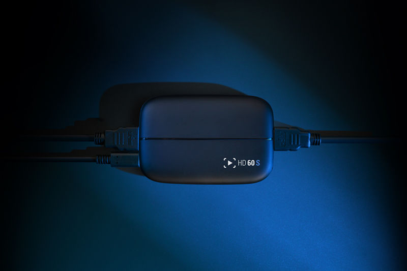 Elgato HD 60 S - Portable And Powerful Video Capture Card