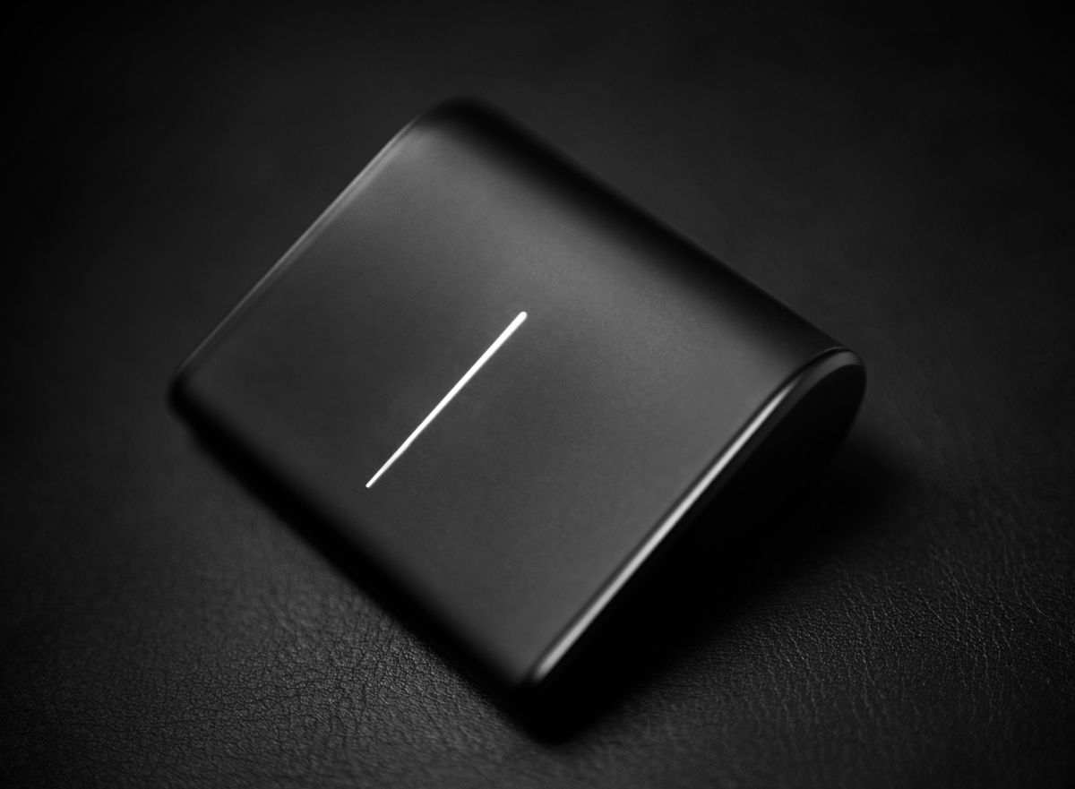 Microsoft WedgeThe Two Finger Wireless Touch Mouse[REVIEW]