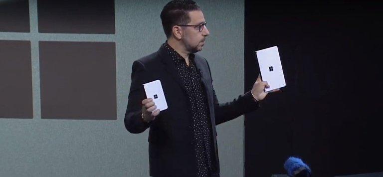 Presentazione surface duo e neo