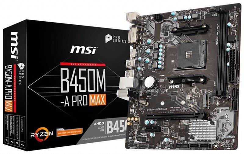 MSI b450