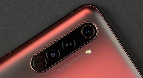 Fotocamera Realme X50 Pro