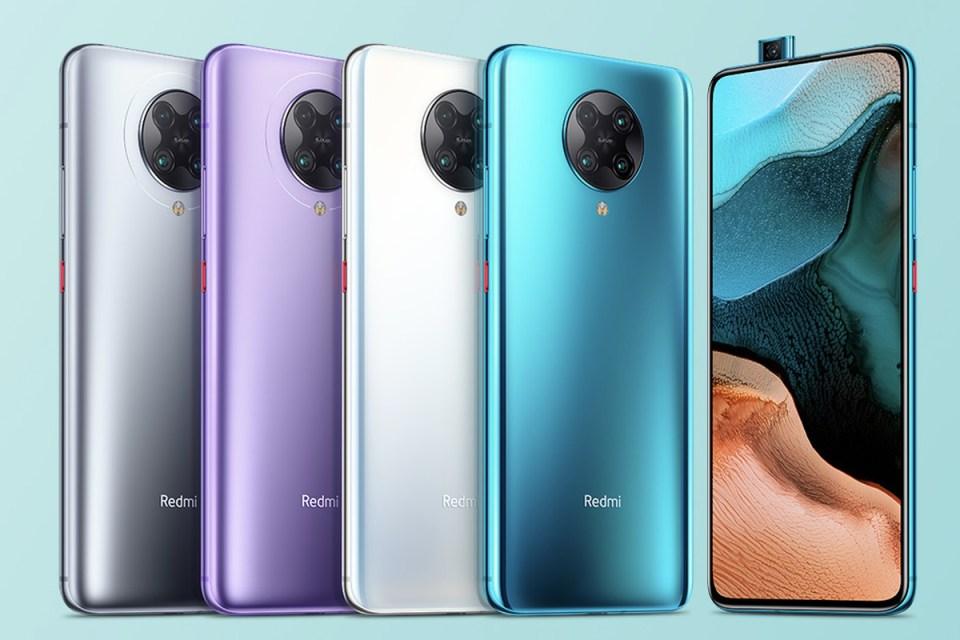 Colorazioni Redmi K30 Pro