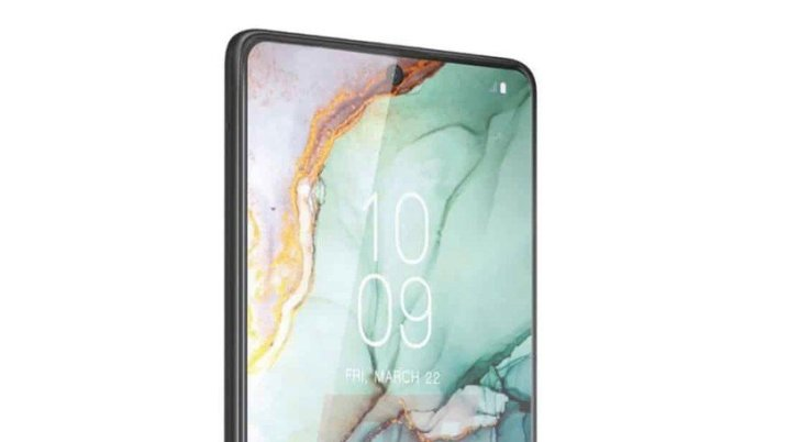 Display Samsung Galaxy S10 Lite