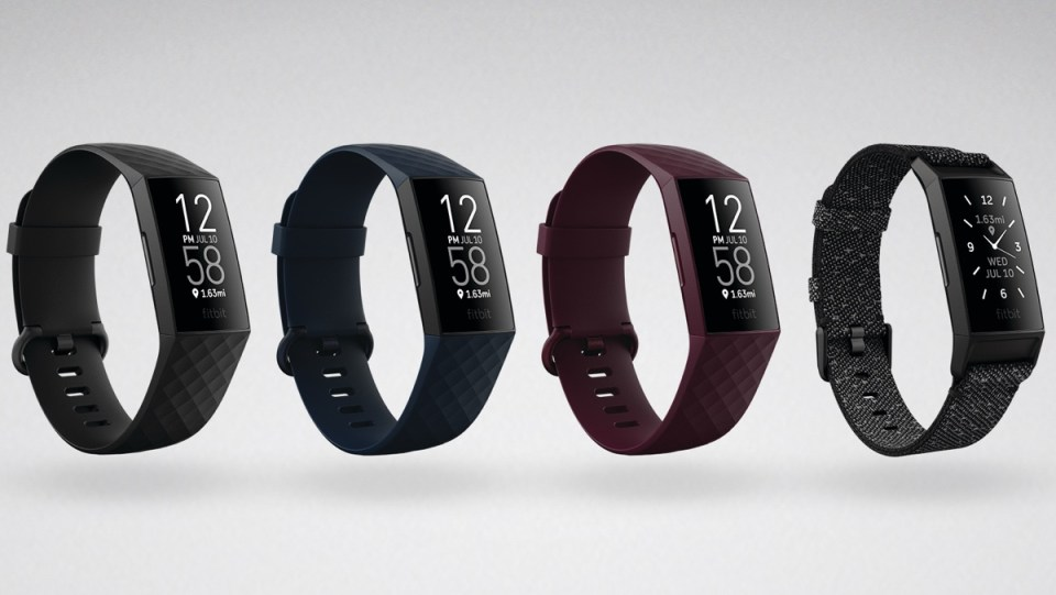 Colorazioni FitBit Charge 4