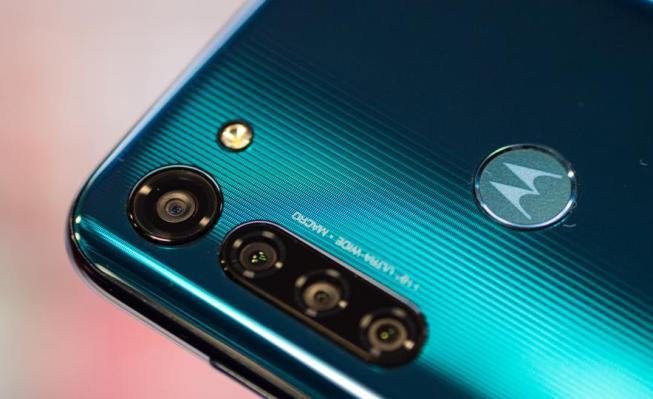 Fotocamera Motorola Moto g8 power