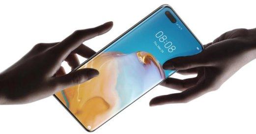 Display Huawei P40 pro