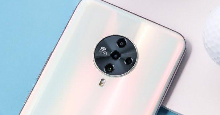 Fotocamera Vivo S6 5G