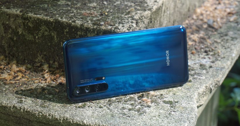 Huawei P Smart 2021 VS Honor 20 Pro