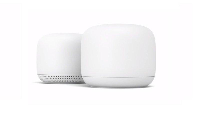 6. Google Nest Wi-Fi