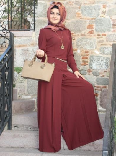 ازياء محجبات فيس بوك 2019 اجمل ملابس محجبات الحجاب والزى